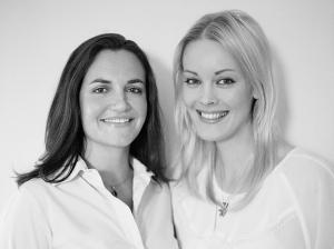 Anne Heining and Jo Skullbacka